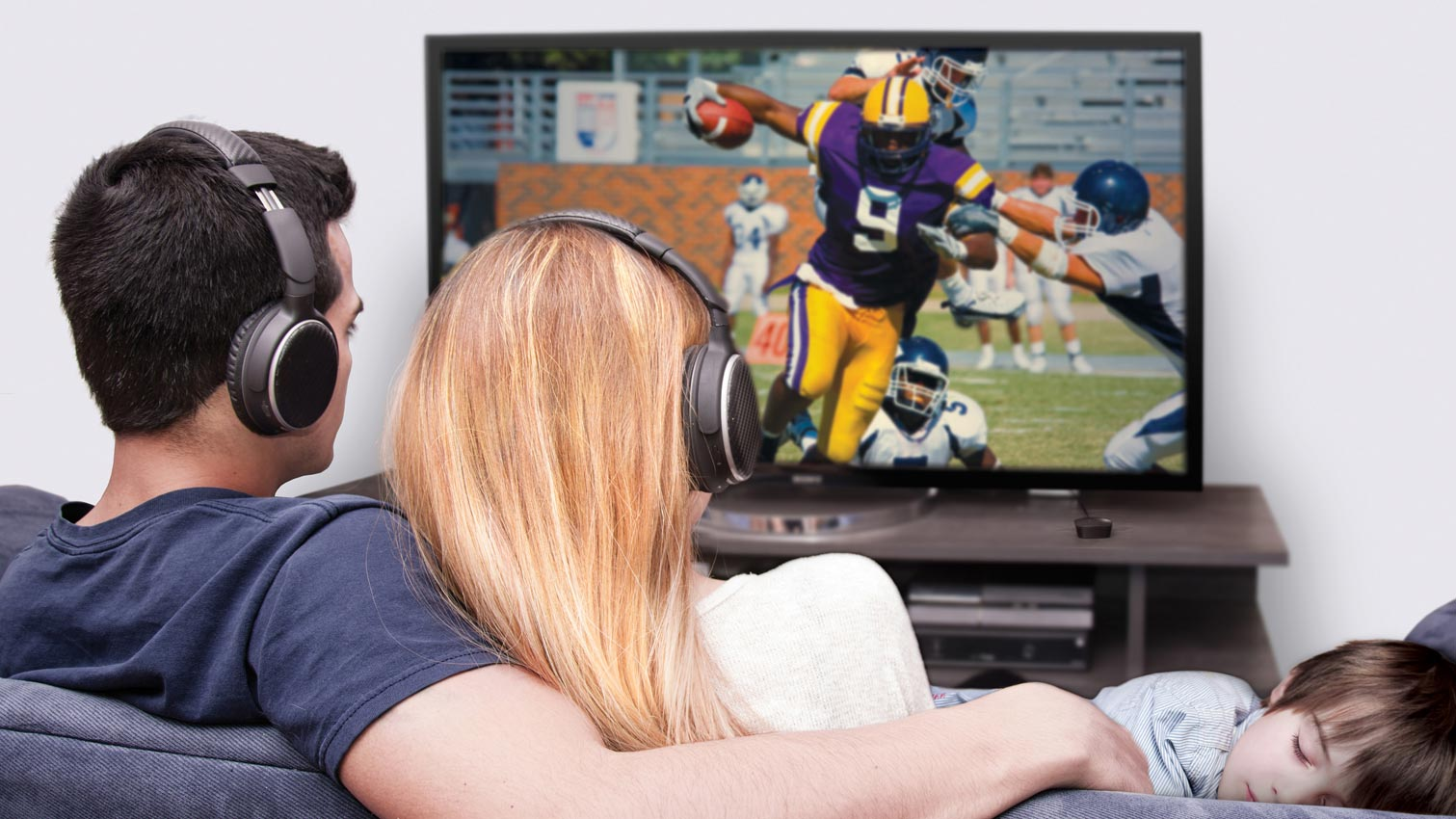 How to Connect Two Bluetooth Headphones to TV and More