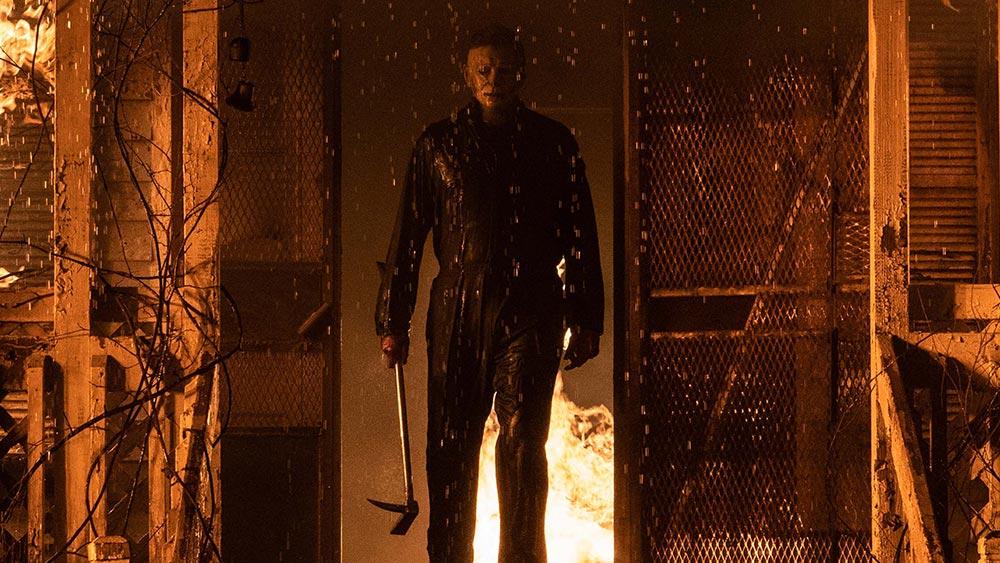 Halloween Kills 4K Blu-ray